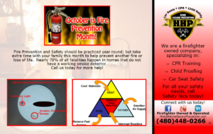 Fire Safety Week & Tips