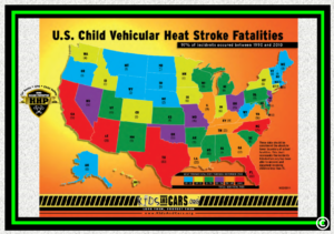 Hot Vehicles & Kids – A Deadly Combo