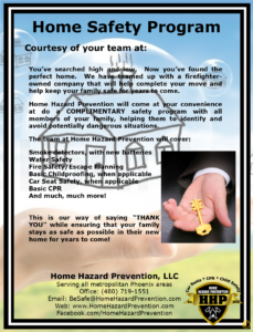 Home Safety Programs teach all aspects of safety.