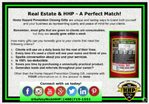 Real Estate and HHP - A Perfect Match!