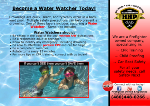 Become a Water Watcher Today!