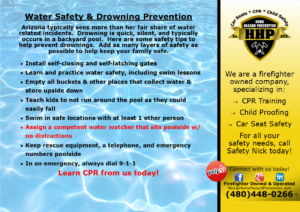 Water Safety Tips 2020