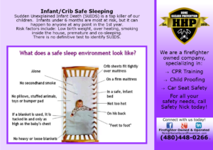 Safe Sleeping Solutions For Infants