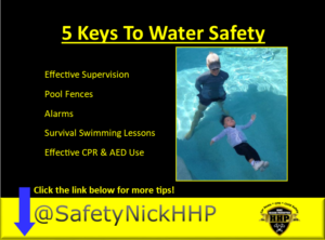 5 Important Water Safety Tips