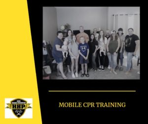 Mobile CPR Training Is Here!