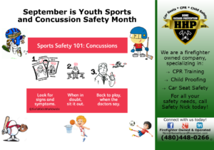 Youth Sports & Concussion Safety Awareness