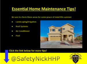 Essential Home Maintenance Tips!