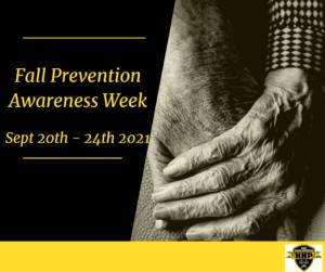 Fall Prevention Awareness Week