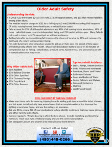 Older Adult Safety & Fall Prevention